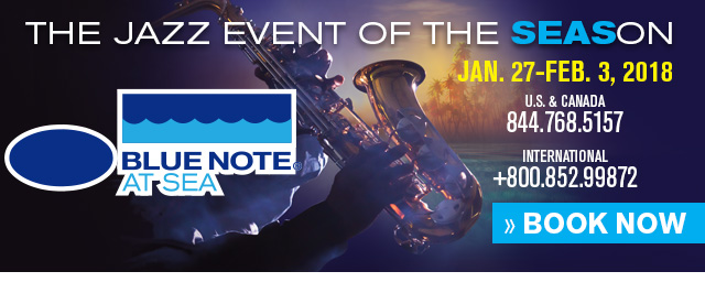 Blue Note at Sea