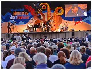 Do you know the way to Monterey? Jazz Festival
